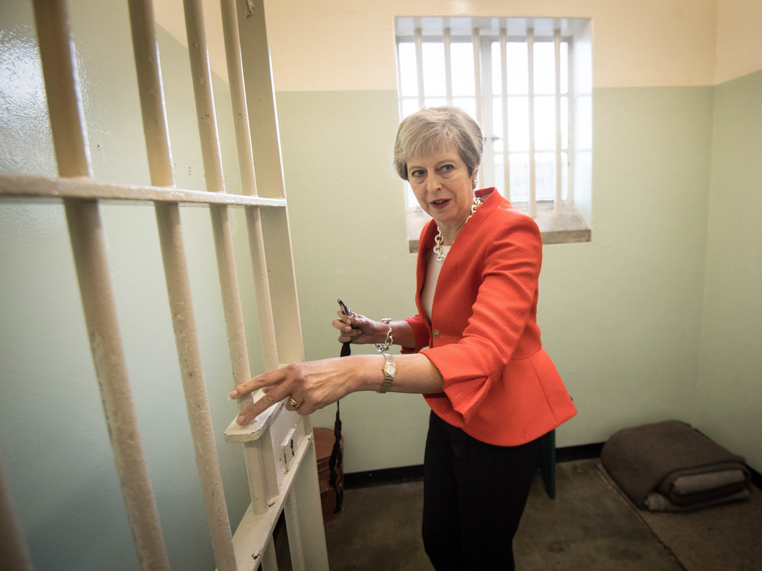 What Theresa May said in South Africa is an insult to everyone who protested apartheid