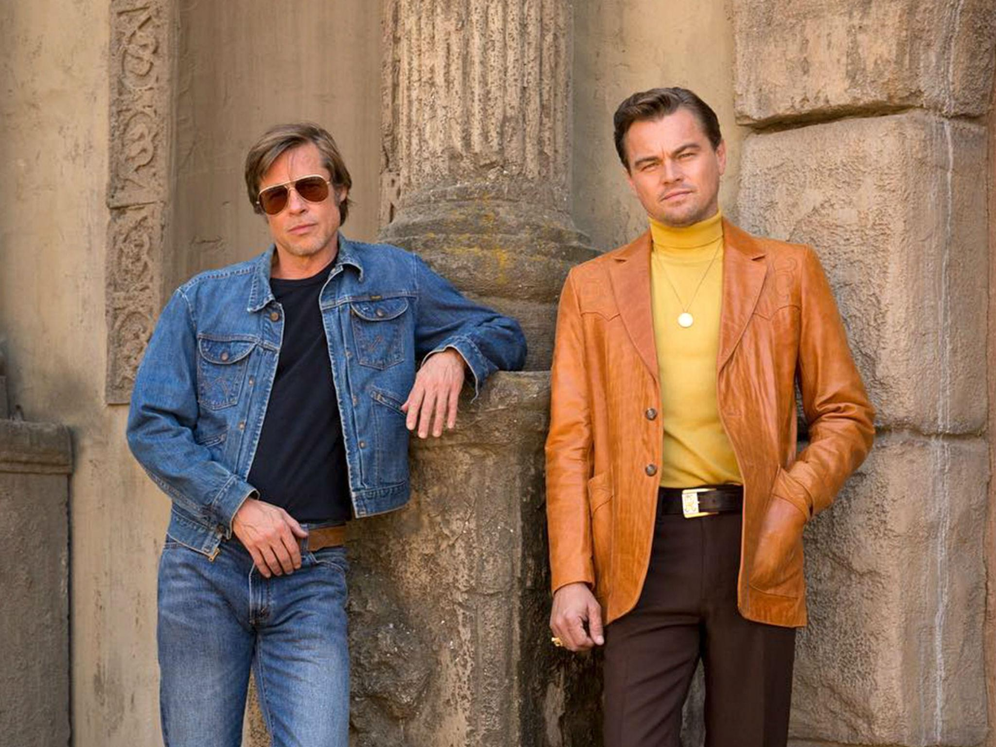 Quentin Tarantino's Once Upon a Time in Hollywood full cast list
