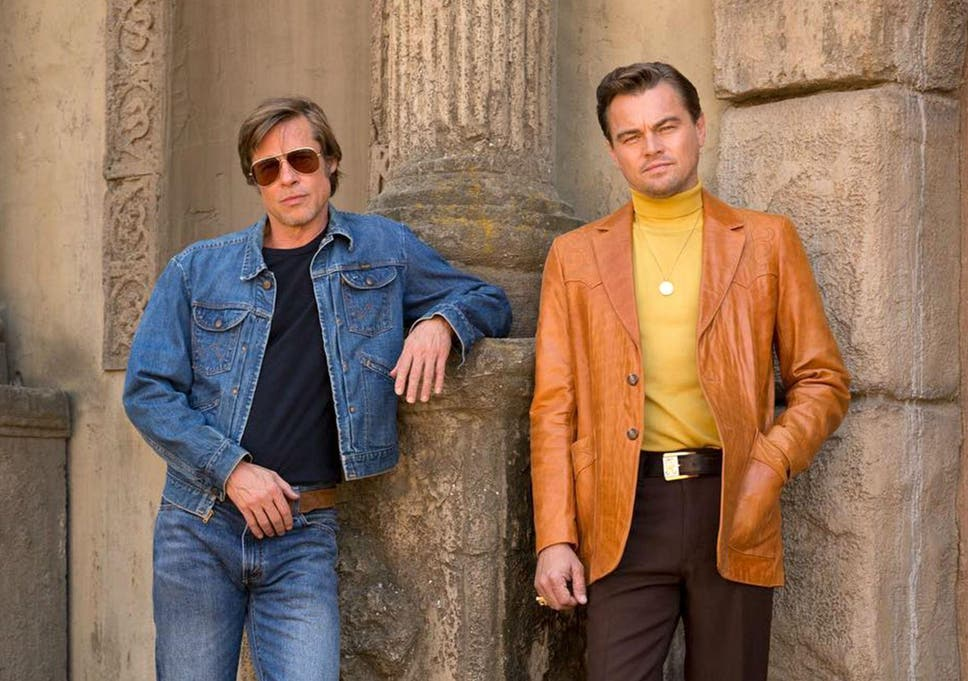 Image result for once upon a time in hollywood cast