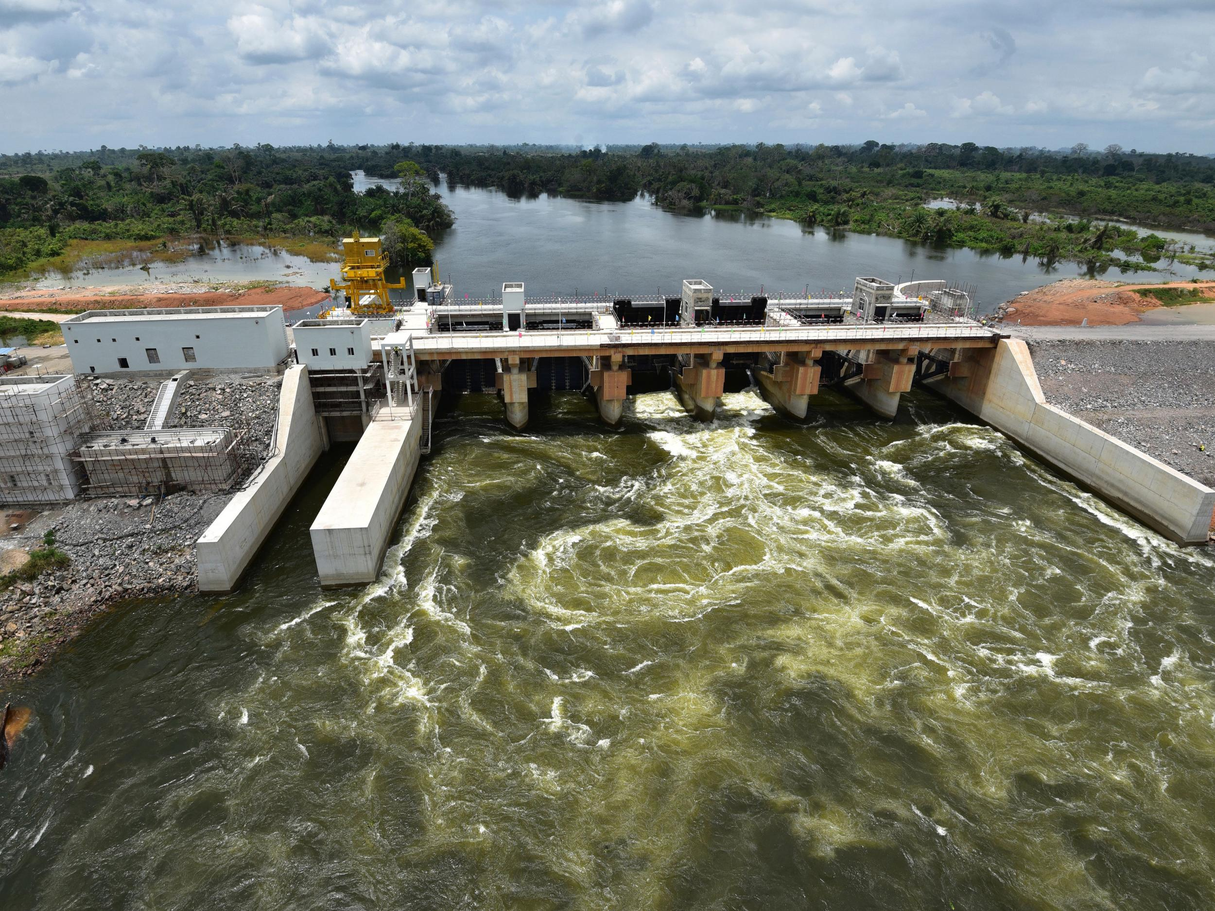 hydropower latest news breaking stories and comment the independent