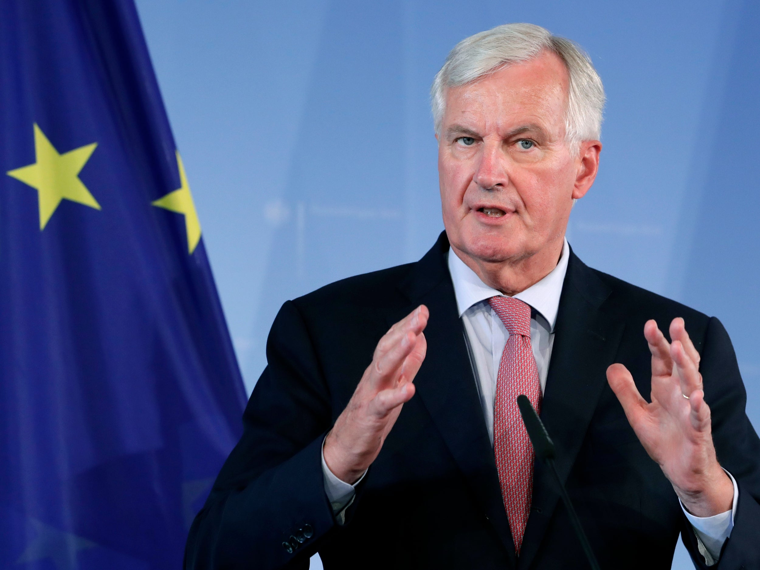 Barnier rules himself out to replace Jean-Claude Juncker as European Commission president