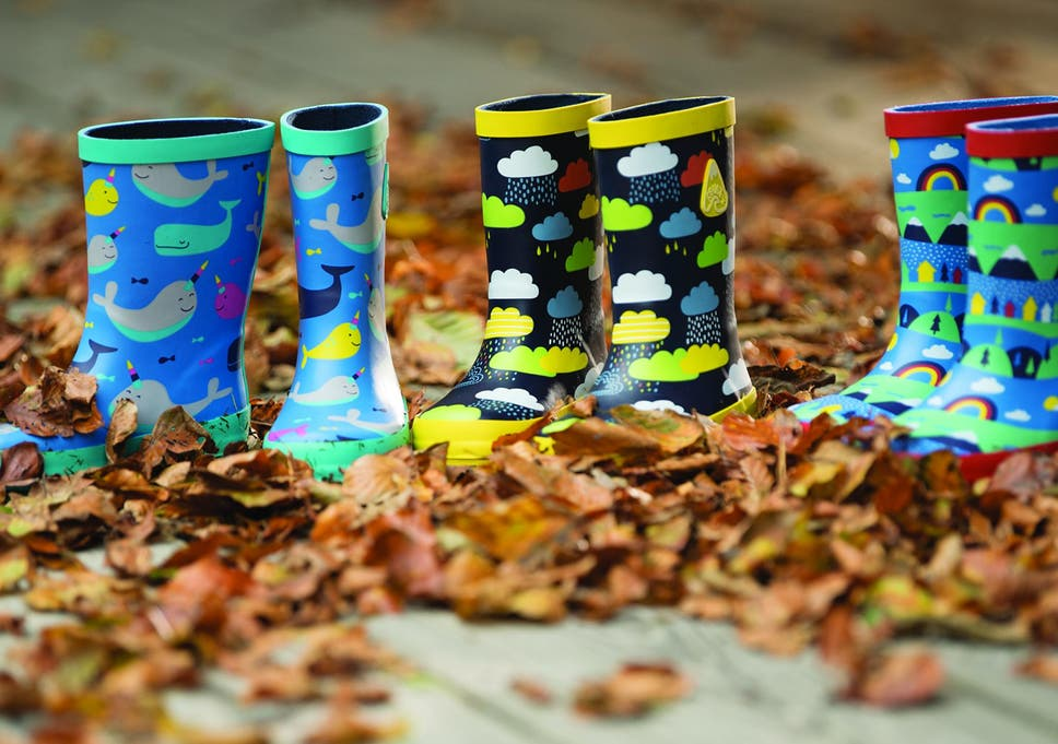 11 Best Kids Wellies The Independent