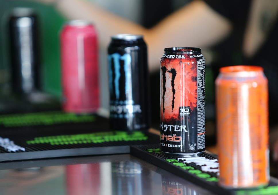 Government to introduce energy drinks ban for teenagers and children