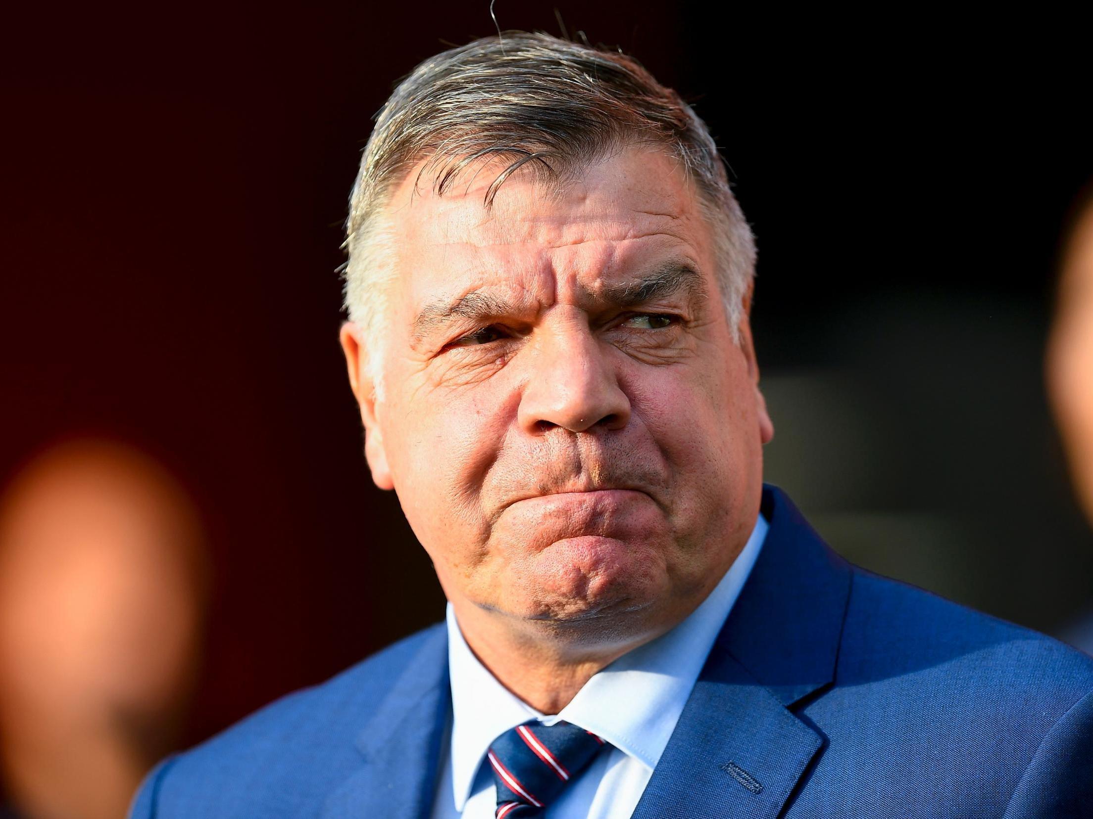 Next Newcastle manager: Sam Allardyce says he has turned down chance to replace Rafa Benitez