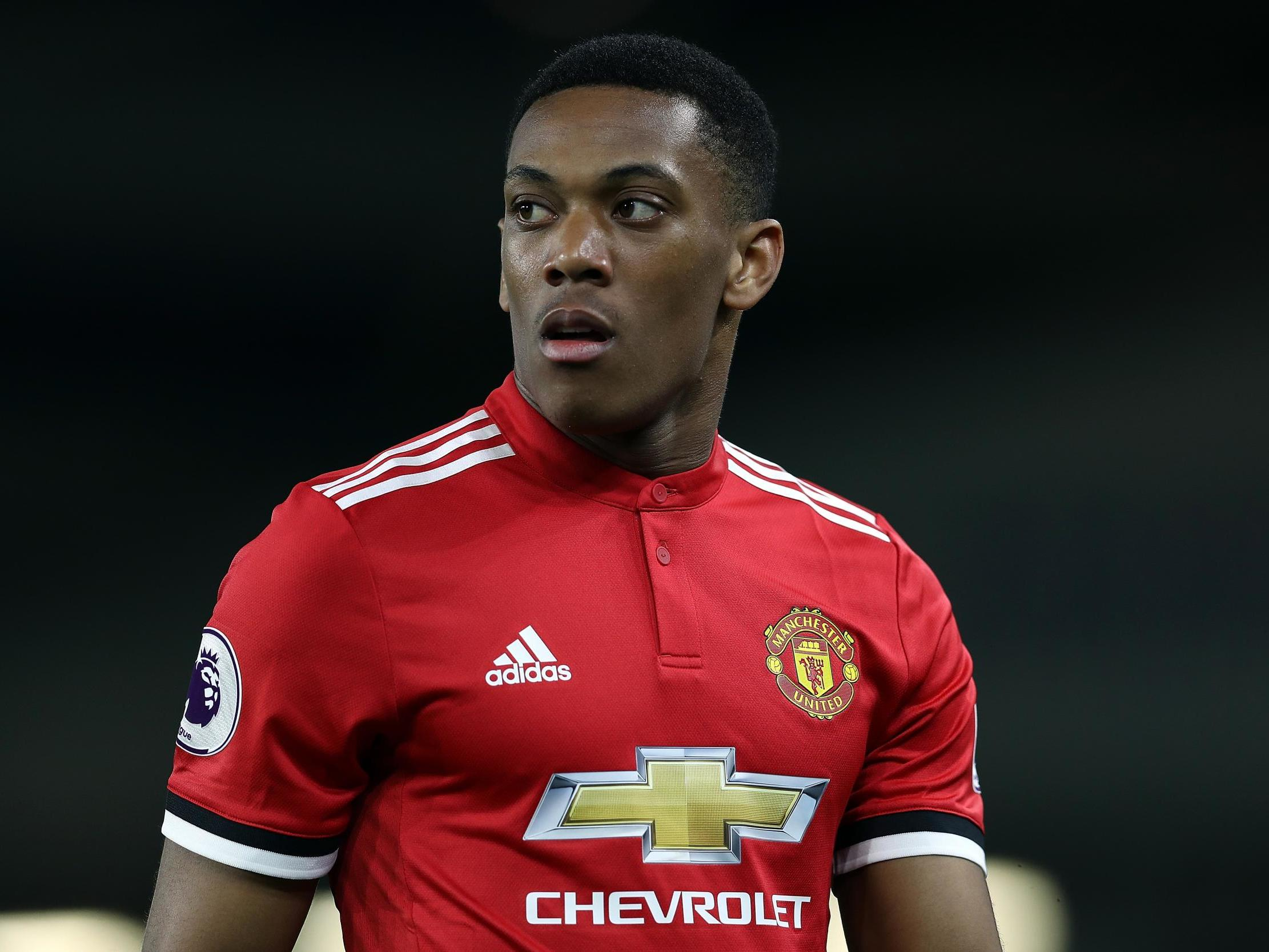 Manchester United in talks with Anthony Martial over new four-year contract