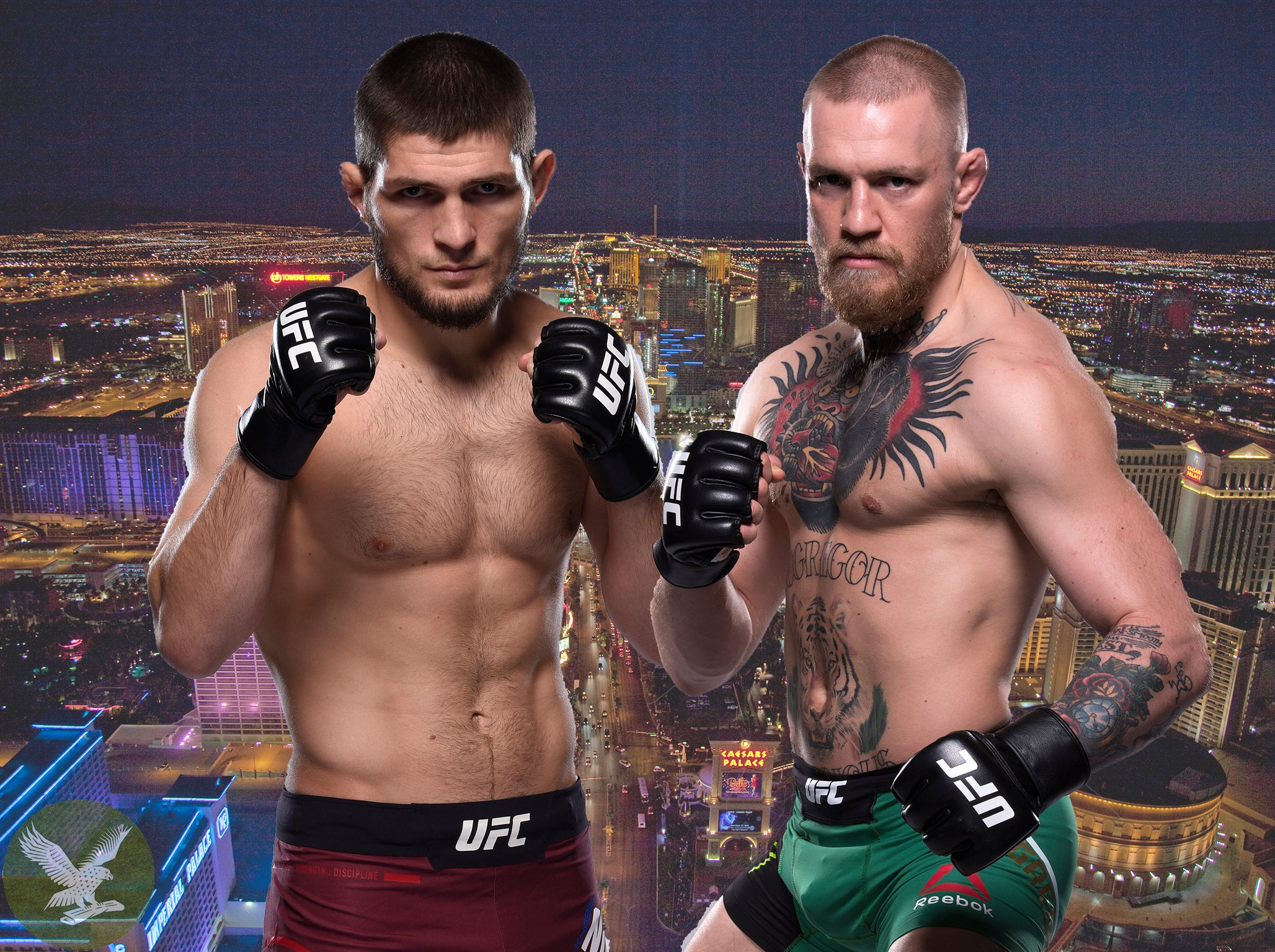 Conor Mcgregor Vs Khabib Live