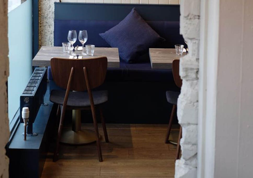 The Little Chartroom restaurant review, Edinburgh: From