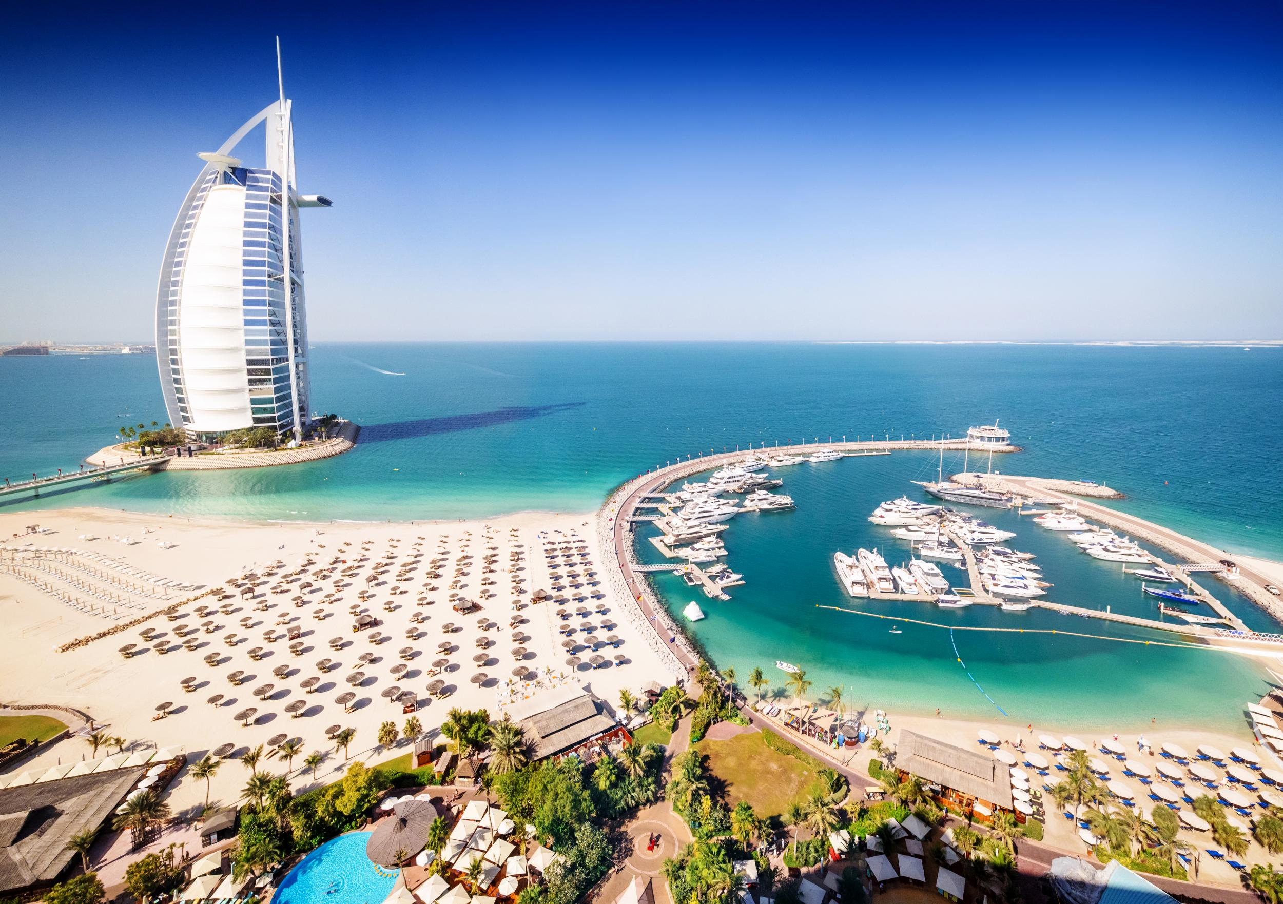 Dubai Hotels 10 Of The Best Places To Stay The Independent The Independent