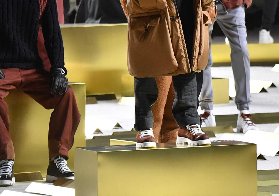 Take A Hike The Must Have Footwear Trend For Men This Autumn The