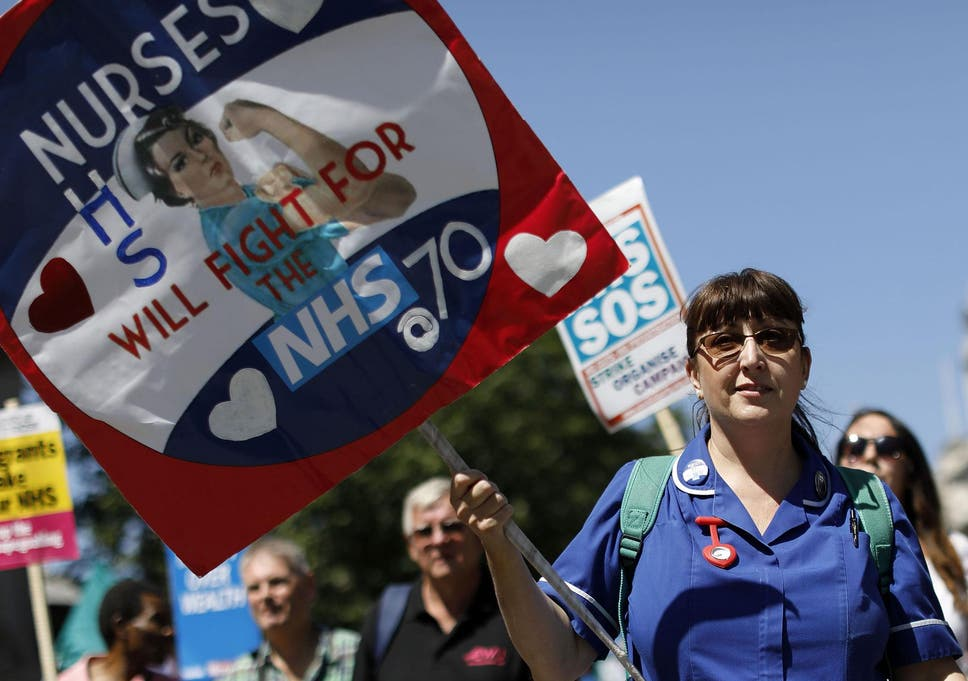 Nine Out Of 10 Largest Hospital Trusts Short Of Nurses >> Nhs Staff Vacancies Rise Nearly 10 In Three Months Amid Unfolding