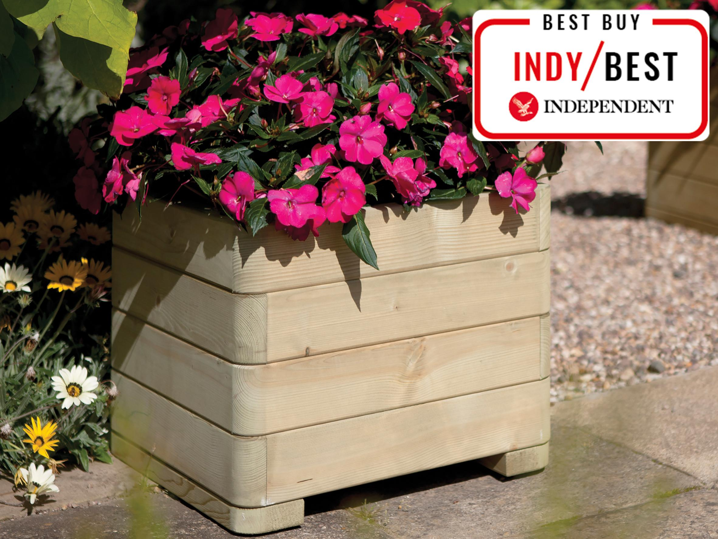 6 best balcony planters | The Independent Wooden Planters Liverpool on wooden home, wooden trellis, wooden plates, wooden pedestals, wooden troughs, wooden bookends, wooden arbors, wooden bells, wooden pavers, wooden rakes, wooden bird feeders, wooden chairs, wooden garden, wooden decking, wooden bird houses, wooden toys, wooden benches, wooden plows, wooden bollards, wooden greenhouses,