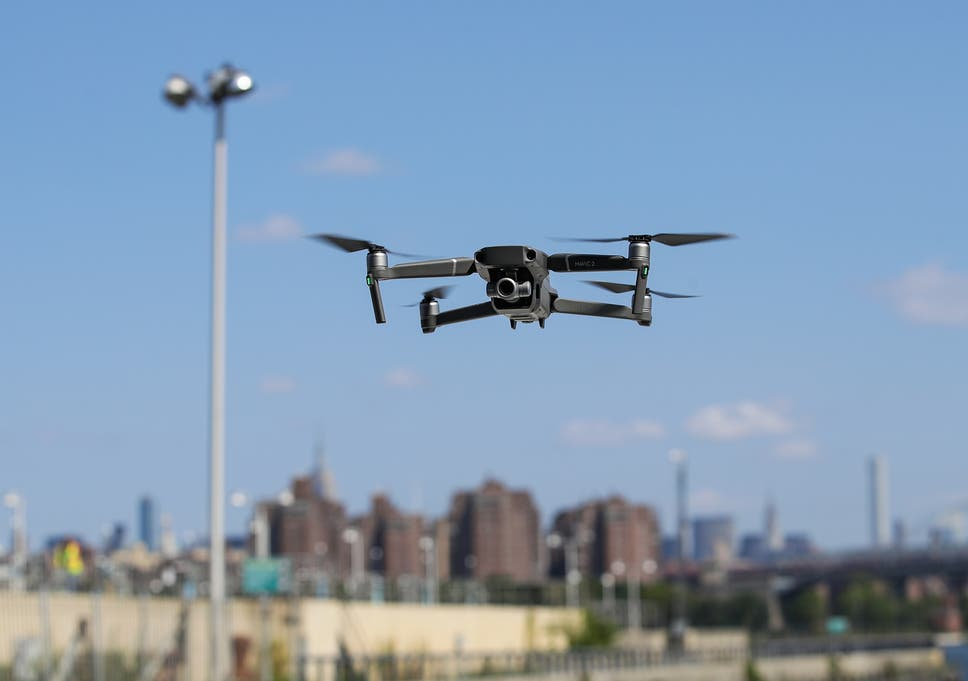 How drones are revolutionising construction and real estate