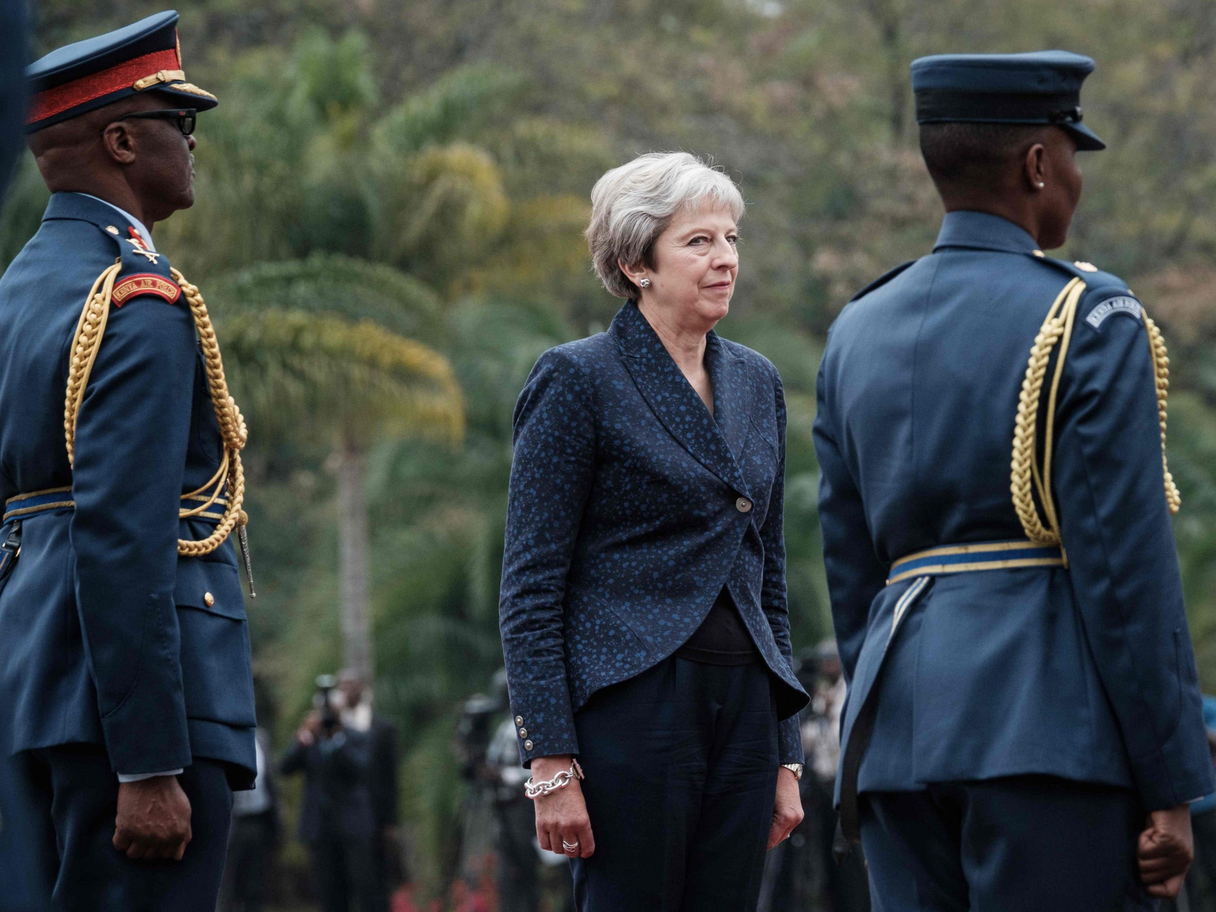 UK to train Nigerian army counterterror squads to fight Boko Haram