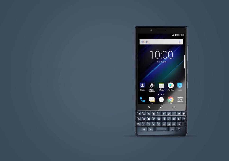 BlackBerry phones still exist – and the newest one claims to be