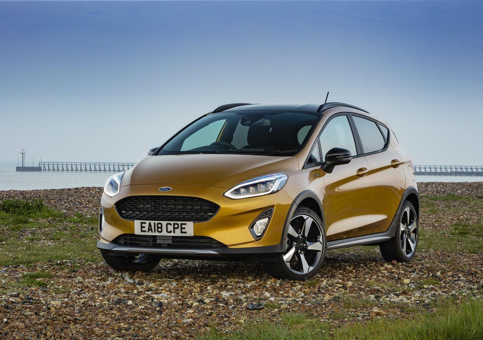 7a7ff74f250 Ford Fiesta Active car review  Good price and a great drive