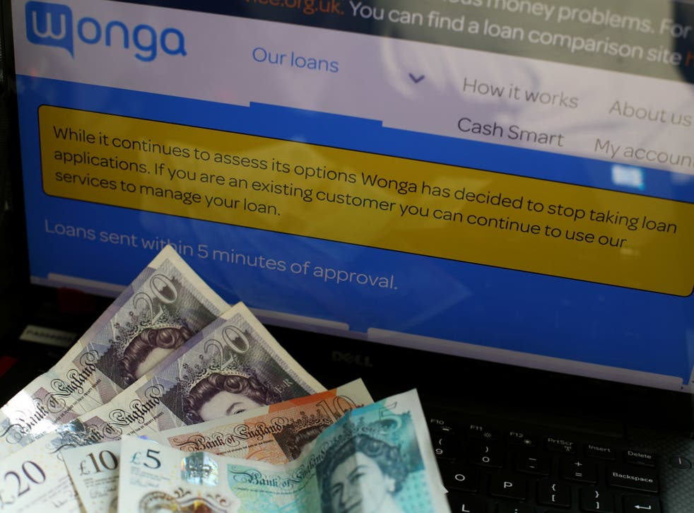 Warning comes after payday lender Wonga went bust due to rising number of complaints