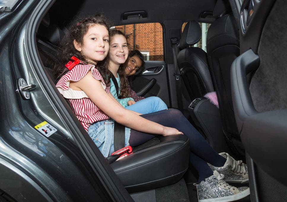 37 Per Cent Of Parents Surveyed Said They Had Driven With Someone Elses Kid As A