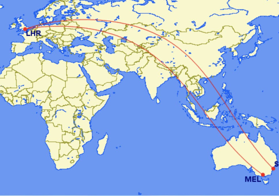 Qantas: nonstop London-Sydney flights will take off by 2022 | The ...