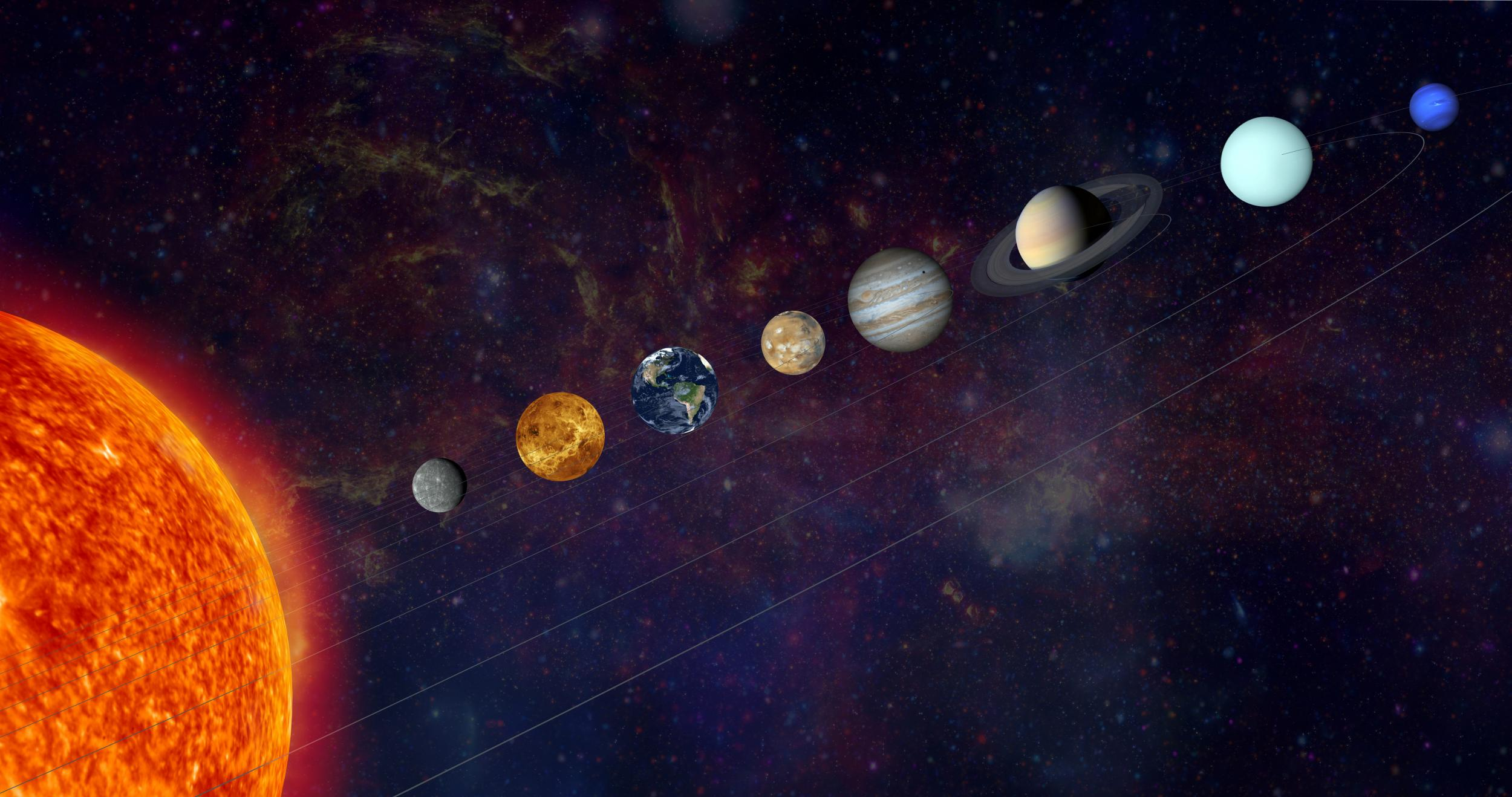 solar system pictures - HD1800×938