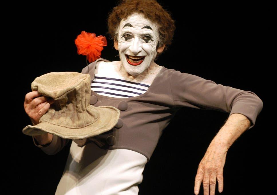 Pantomima Marcel-marceau