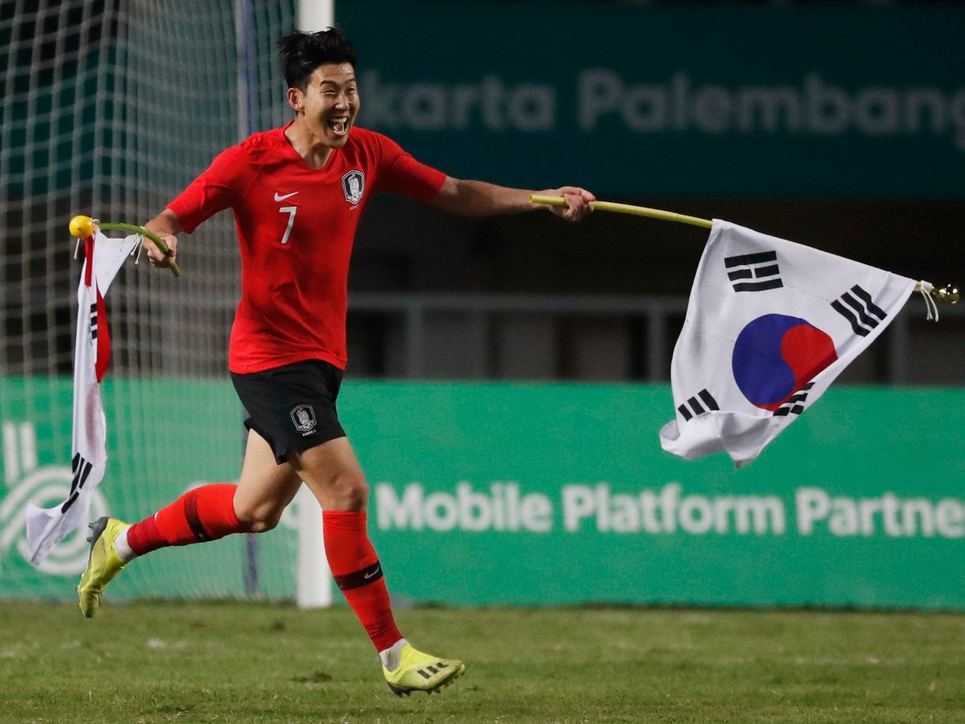 Son Heung-min's South Korea Win Asian Games And Earn