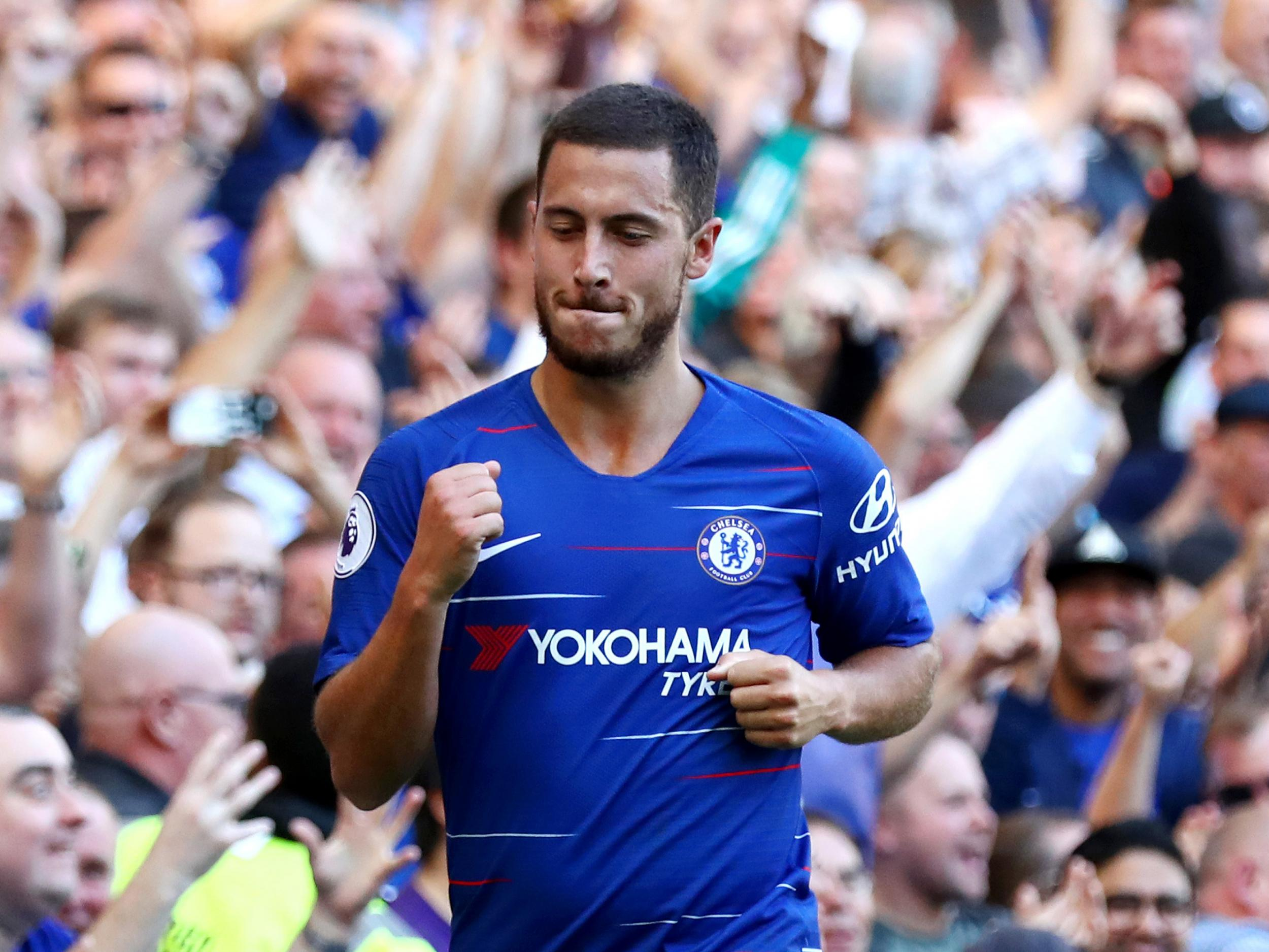Tired Eden Hazard excused Europa League duty by Chelsea manager Maurizio Sarri