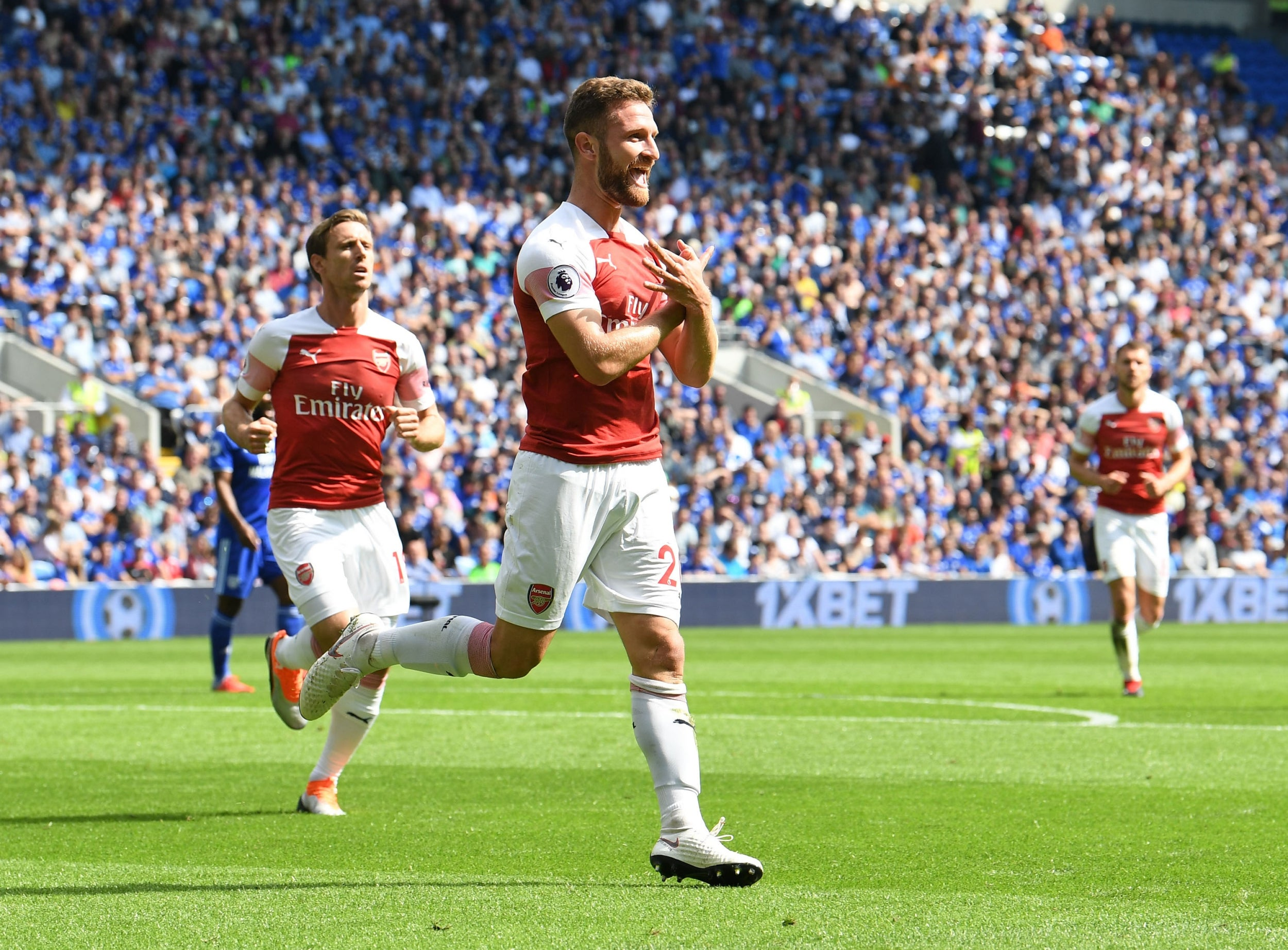 bleacher report arsenal Shkodran Mustafi | Bleacher Report | Latest News, Videos and Highlights