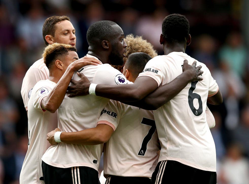 Manchester United picked up an important and uplifting victory over Burnley