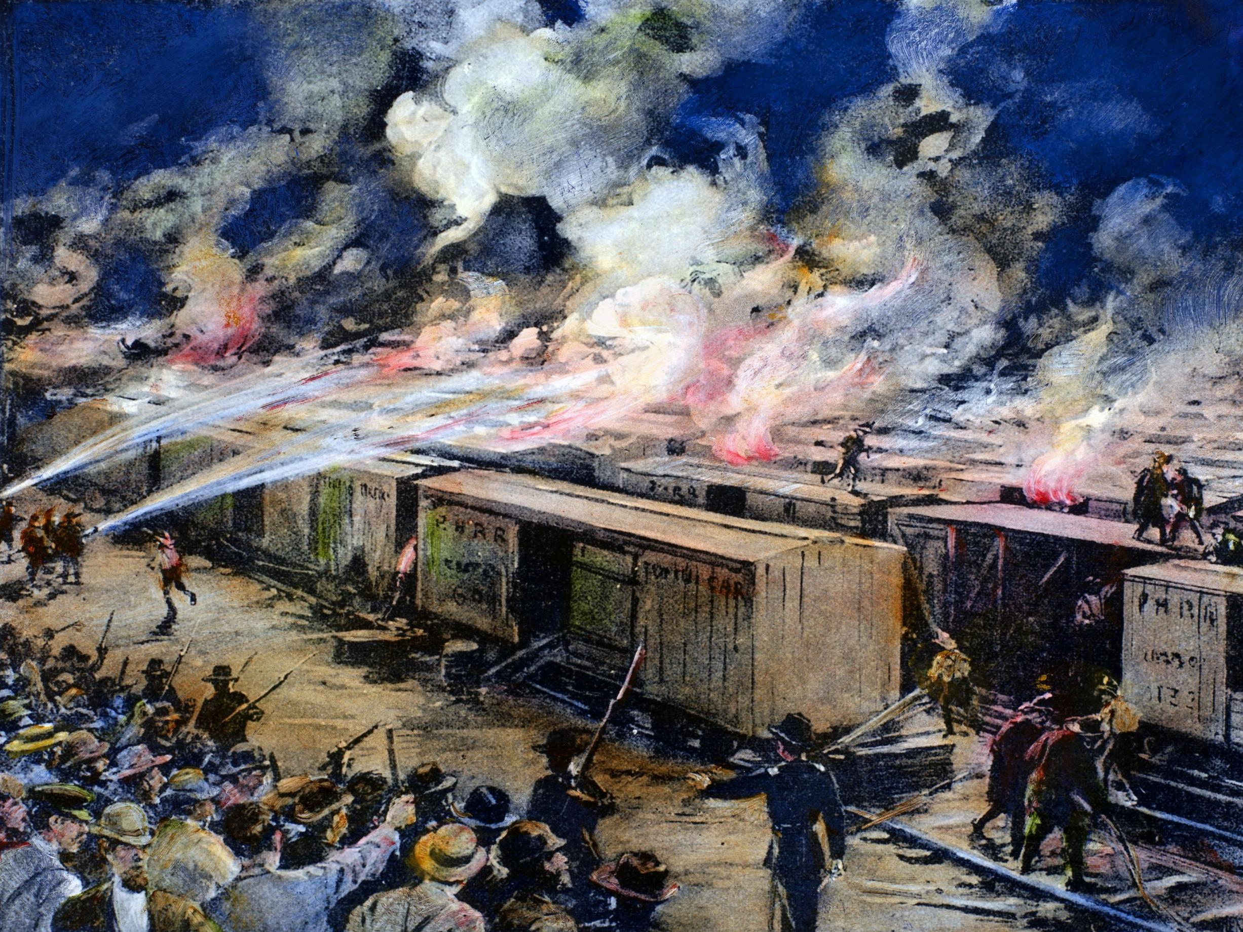 how did the pullman strike end