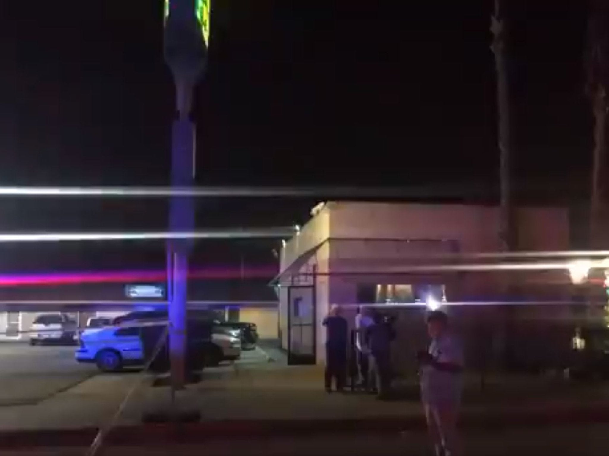 San Bernardino Shooting Eight People Shot At California Apartment