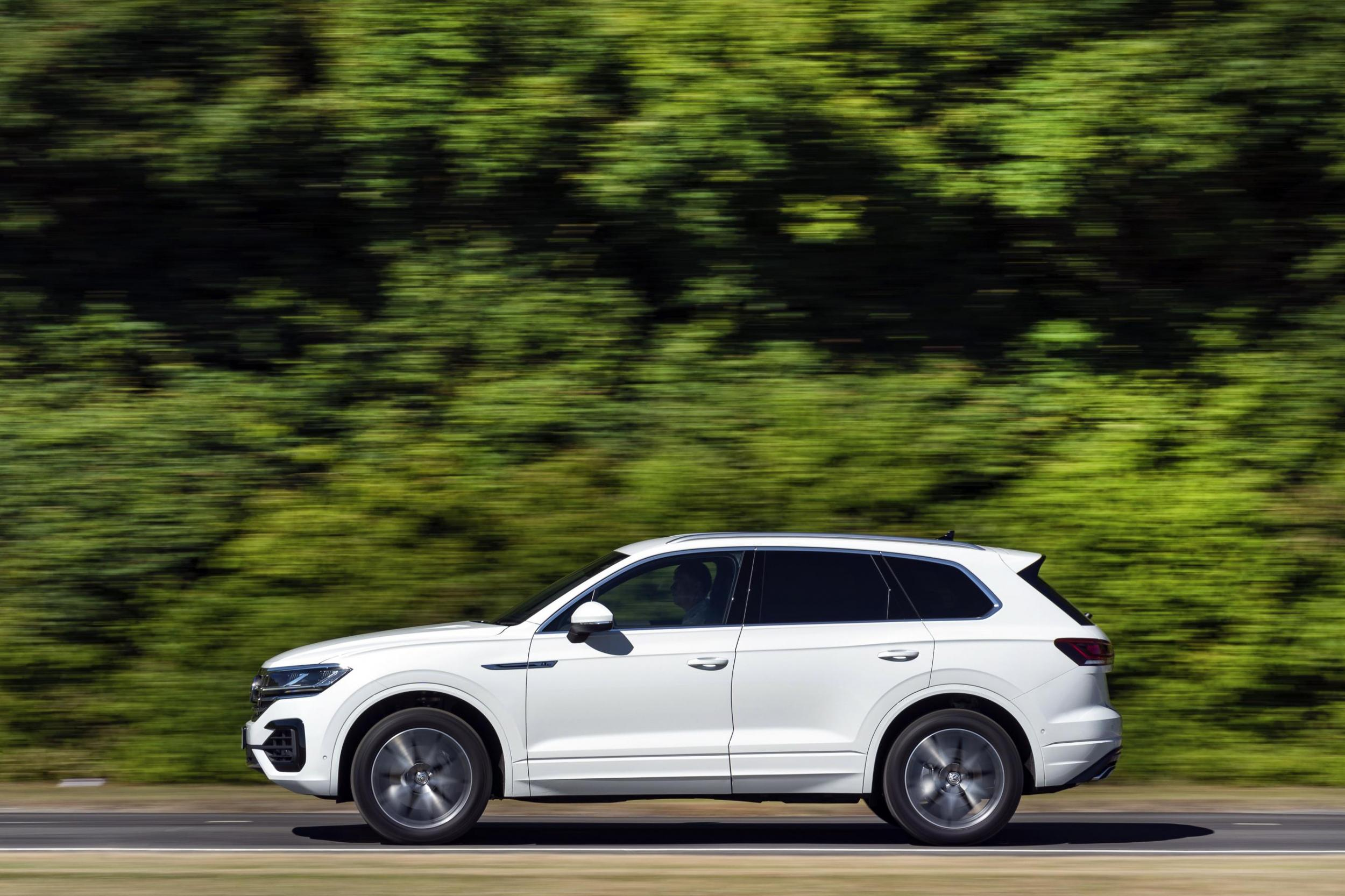 Volkswagen Touareg SUV review: Greenpeace's worst nightmare