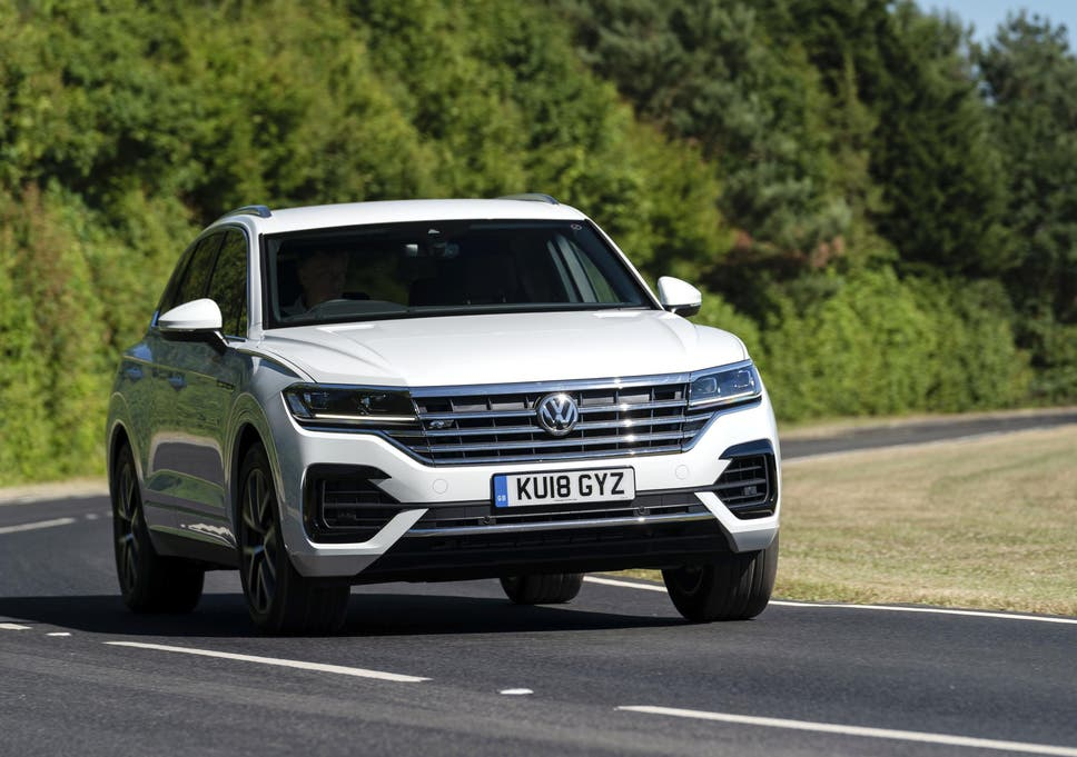 Volkswagen Touareg Suv Review Greenpeace S Worst Nightmare