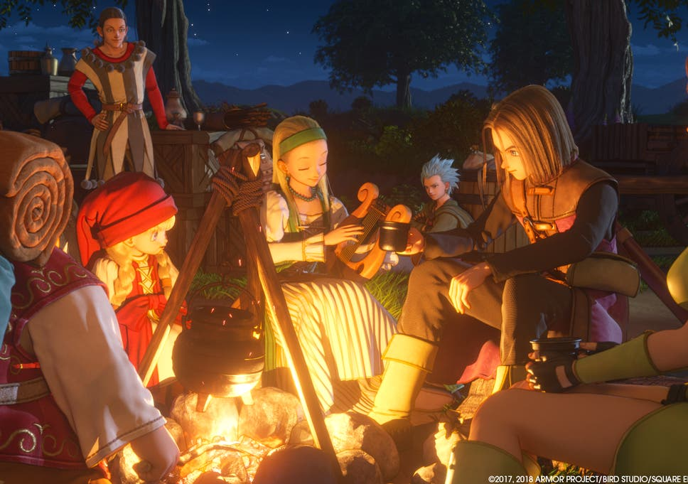 Dragon Quest XI: Echoes of an Elusive Age review: A gorgeous