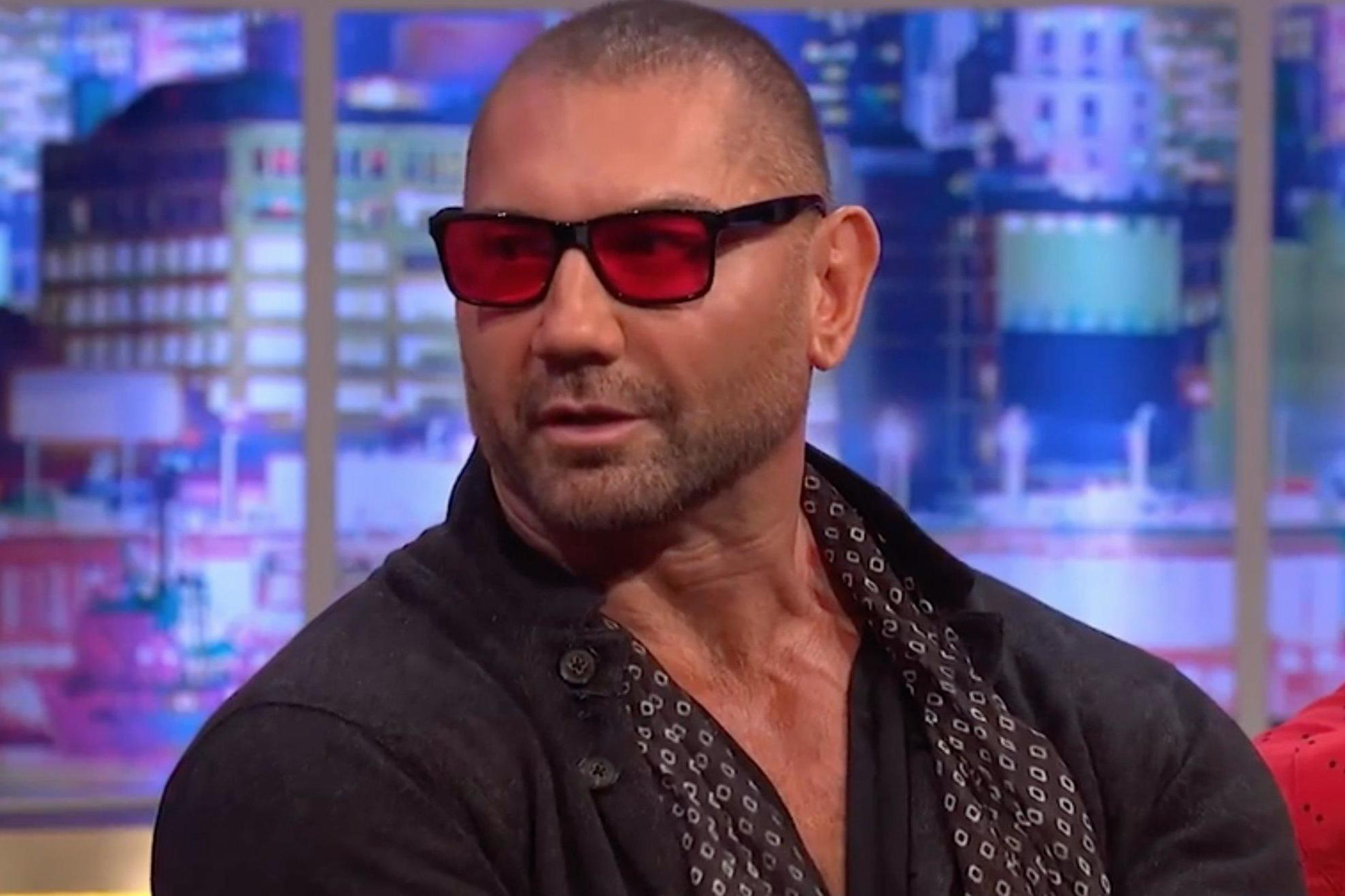 Dave Bautista unsure whether he will return for Guardians ...