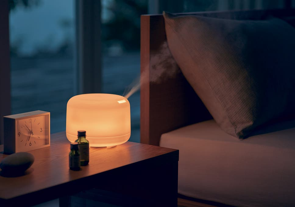 9 best aromatherapy diffusers | The Independent