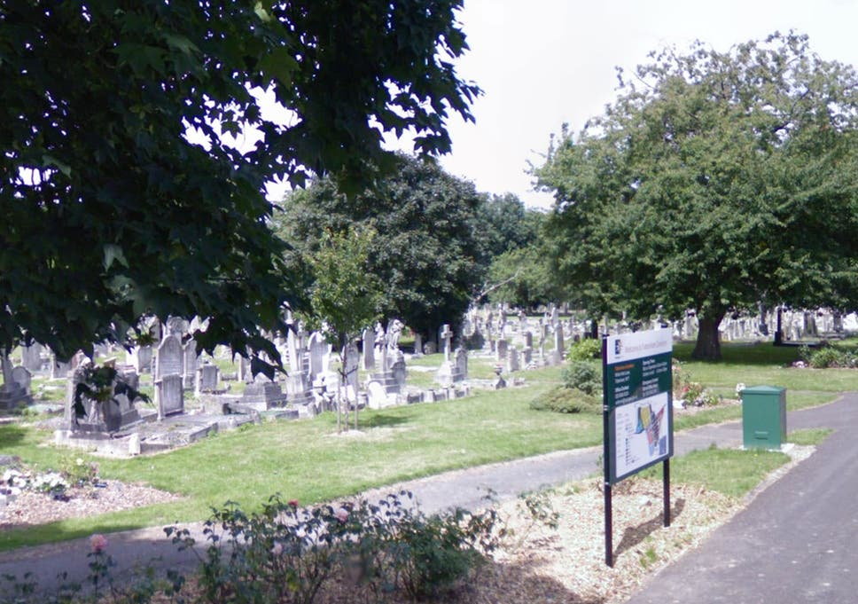 tottenham cemetery shooting man shot dead in london graveyard the