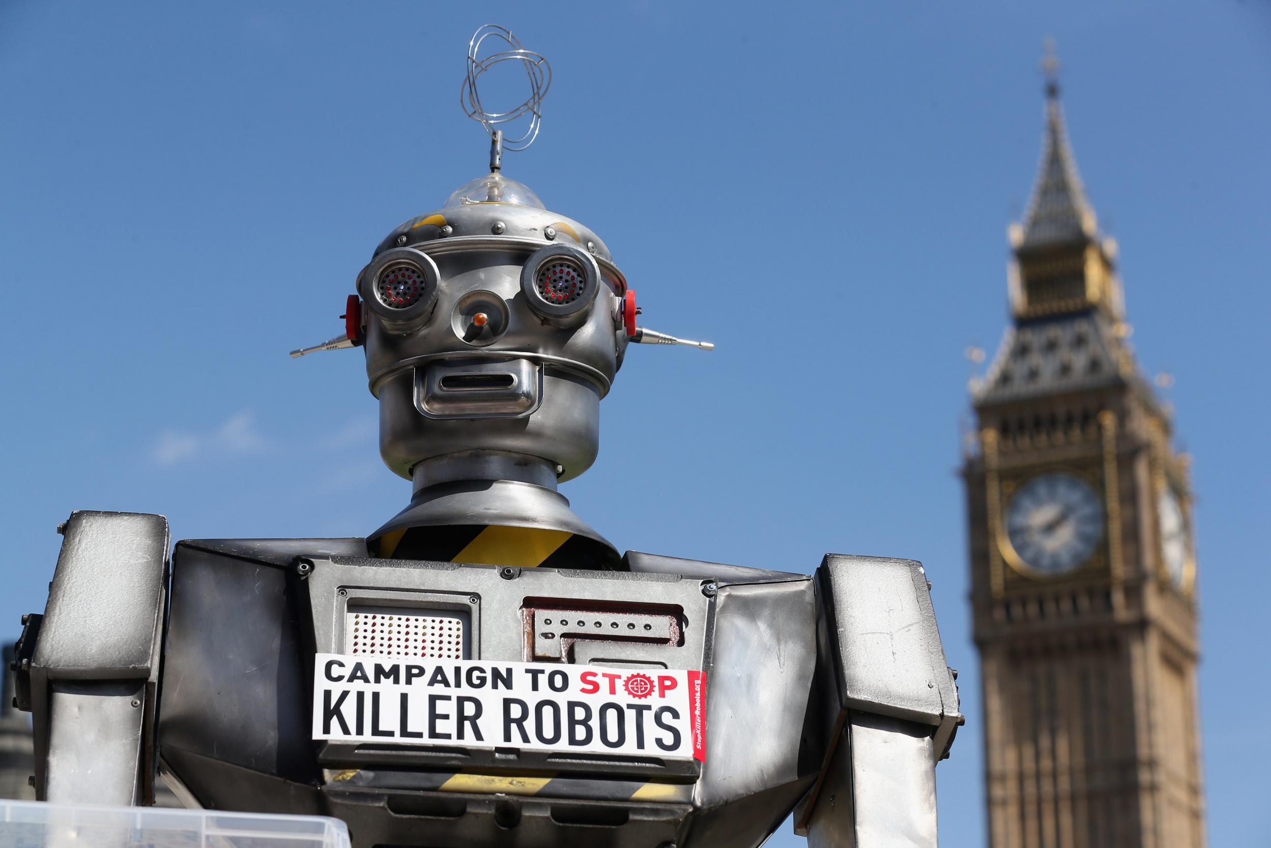 'Killer Robots' Ban Blocked by US and Russia at UN Meeting