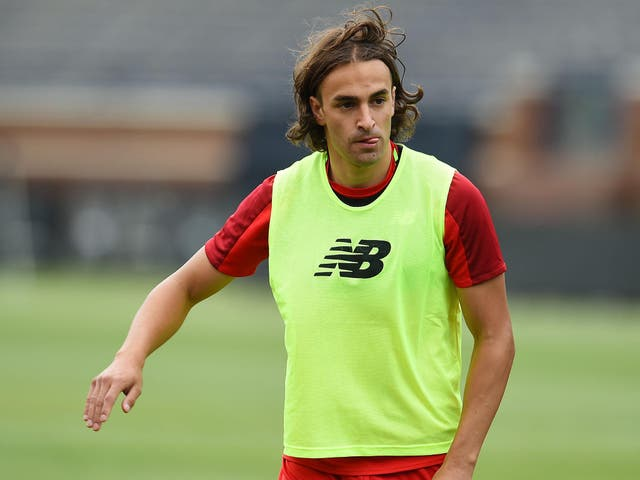 Lazar Markovic rejected leaving Liverpool fot Anderlecht but said it wasn't to do with money
