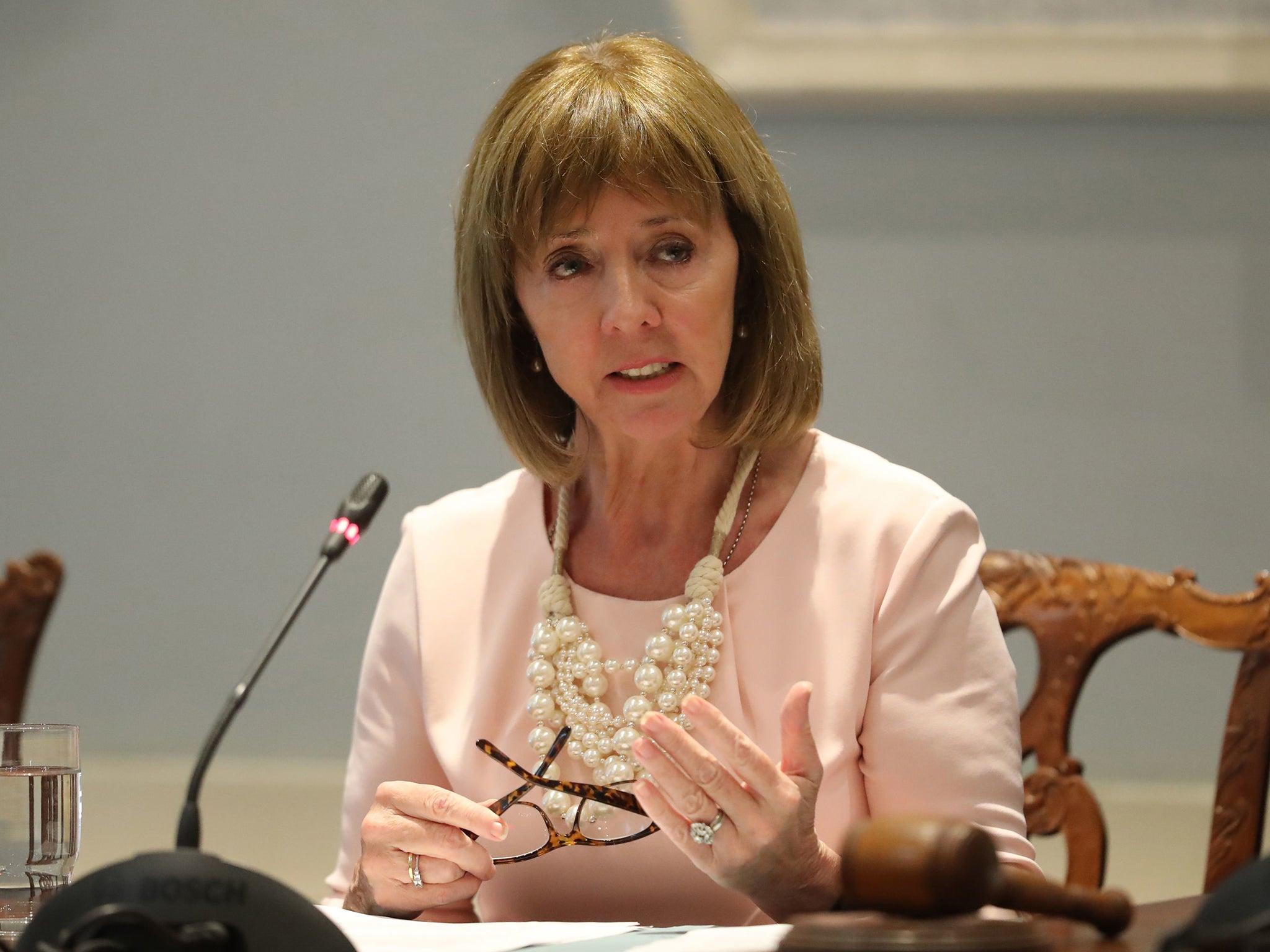 Joan Freeman: The senator and psychologist running in the Irish presidential election