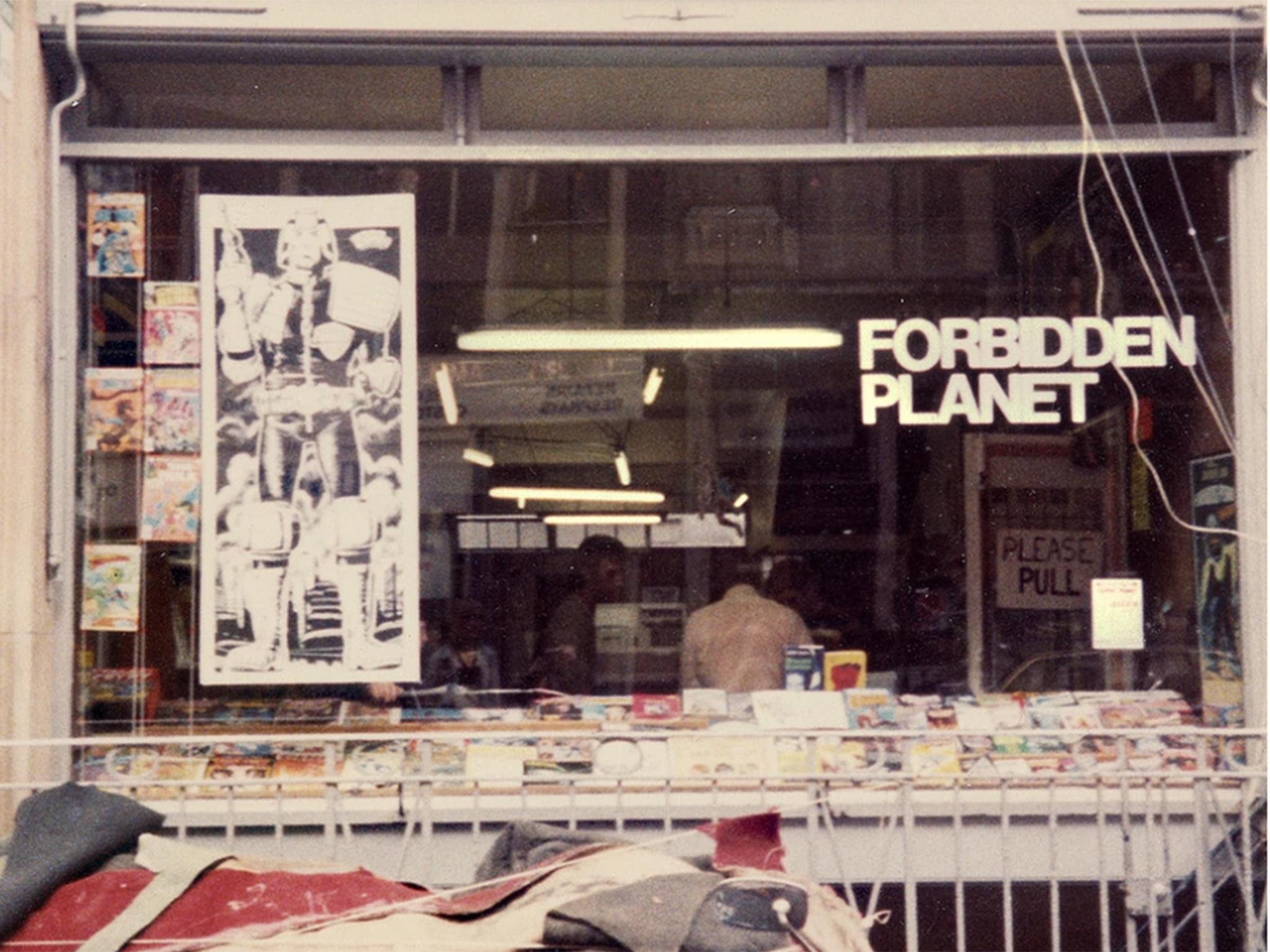 How Forbidden Planet changed the way we consume geek culture