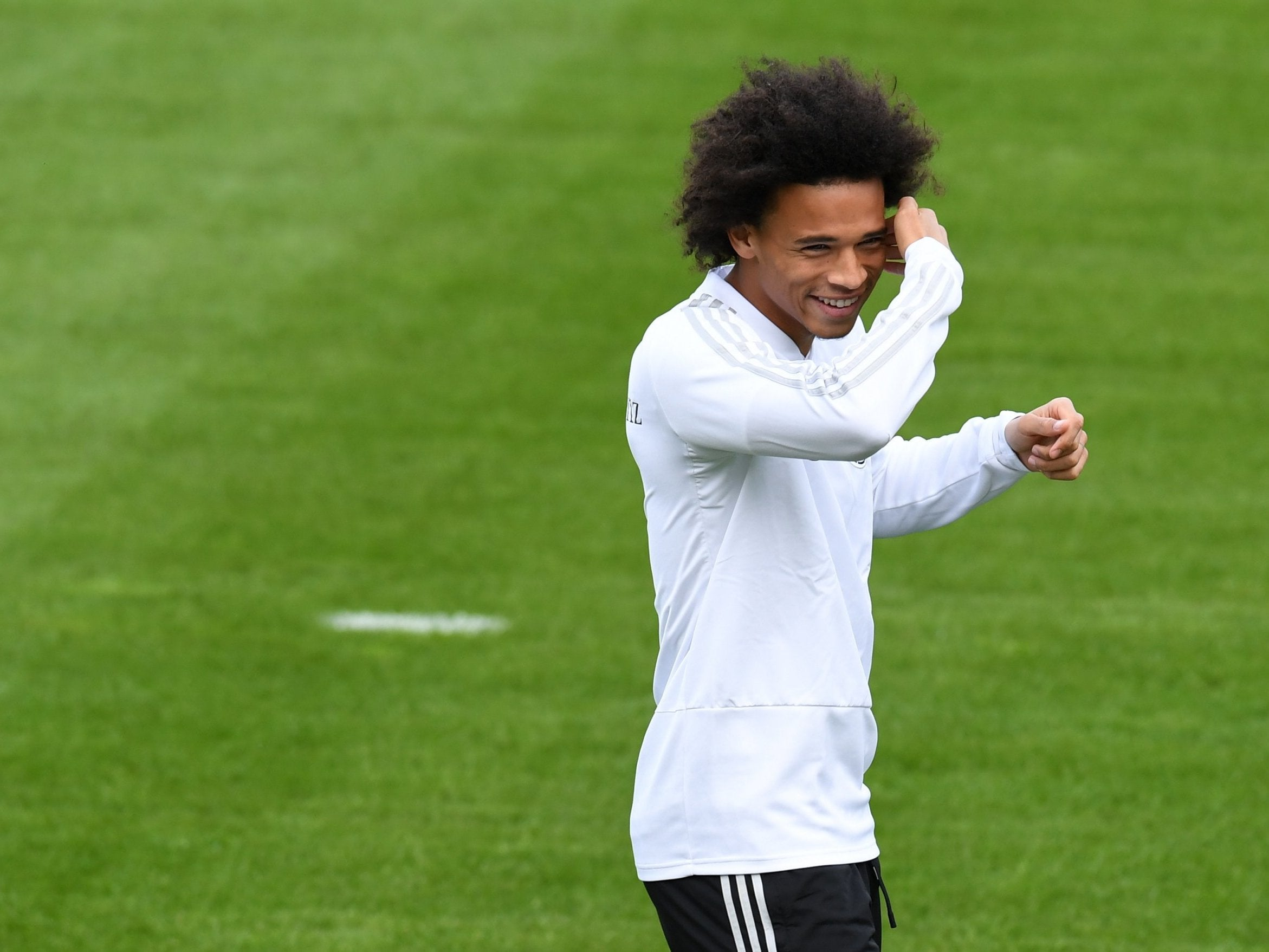612e8ce04e2ef8 Leroy Sane withdraws from Germany squad for  personal reasons  after ...