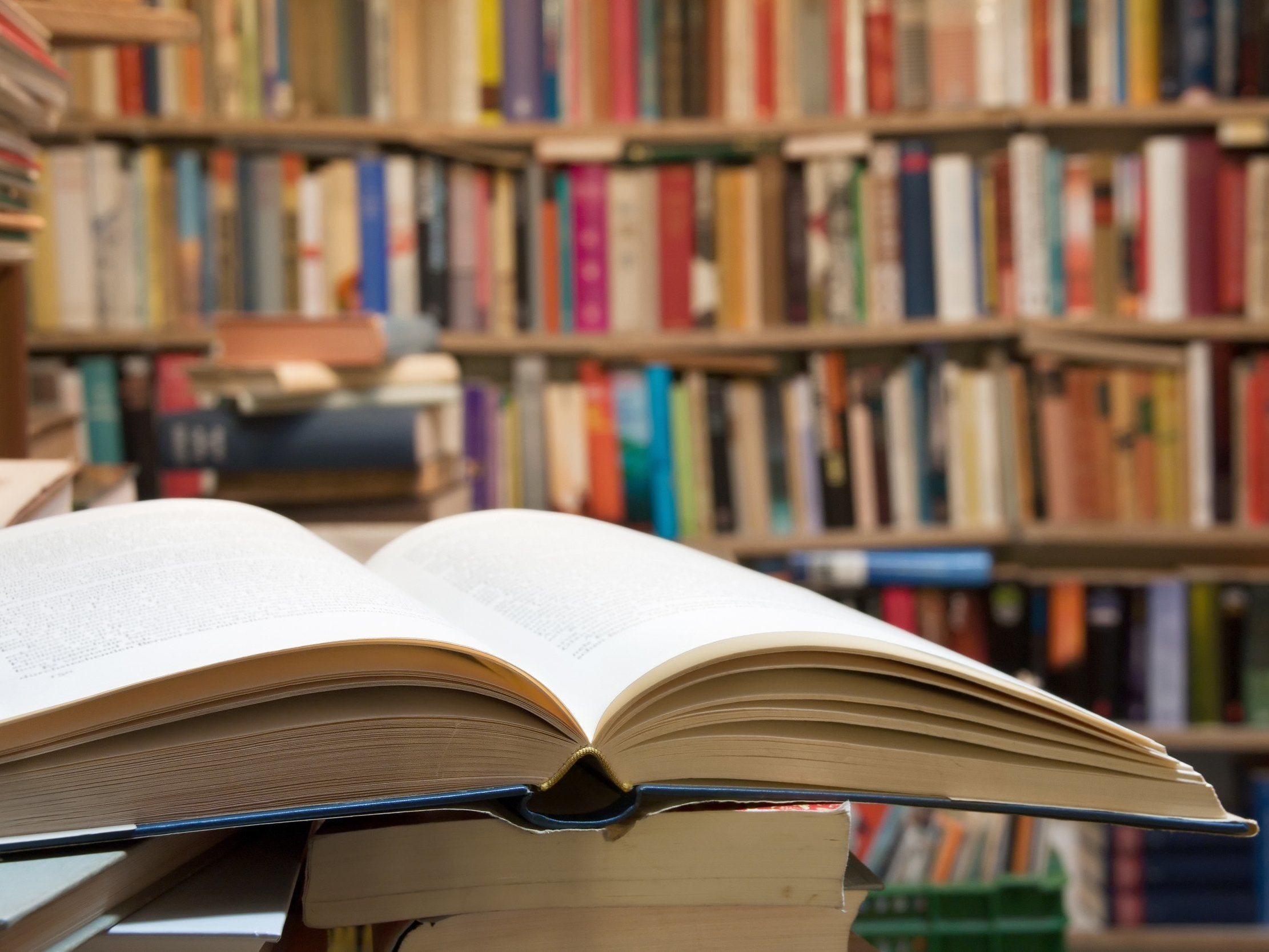 the books everyone starts and no one finishes the independent