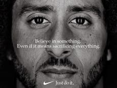 Kaepernick – there's nothing moral about promoting big business