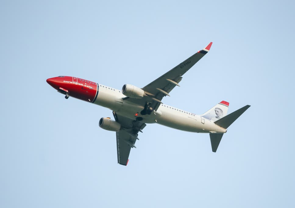 norwegian air cuts budget flights from edinburgh and belfast to