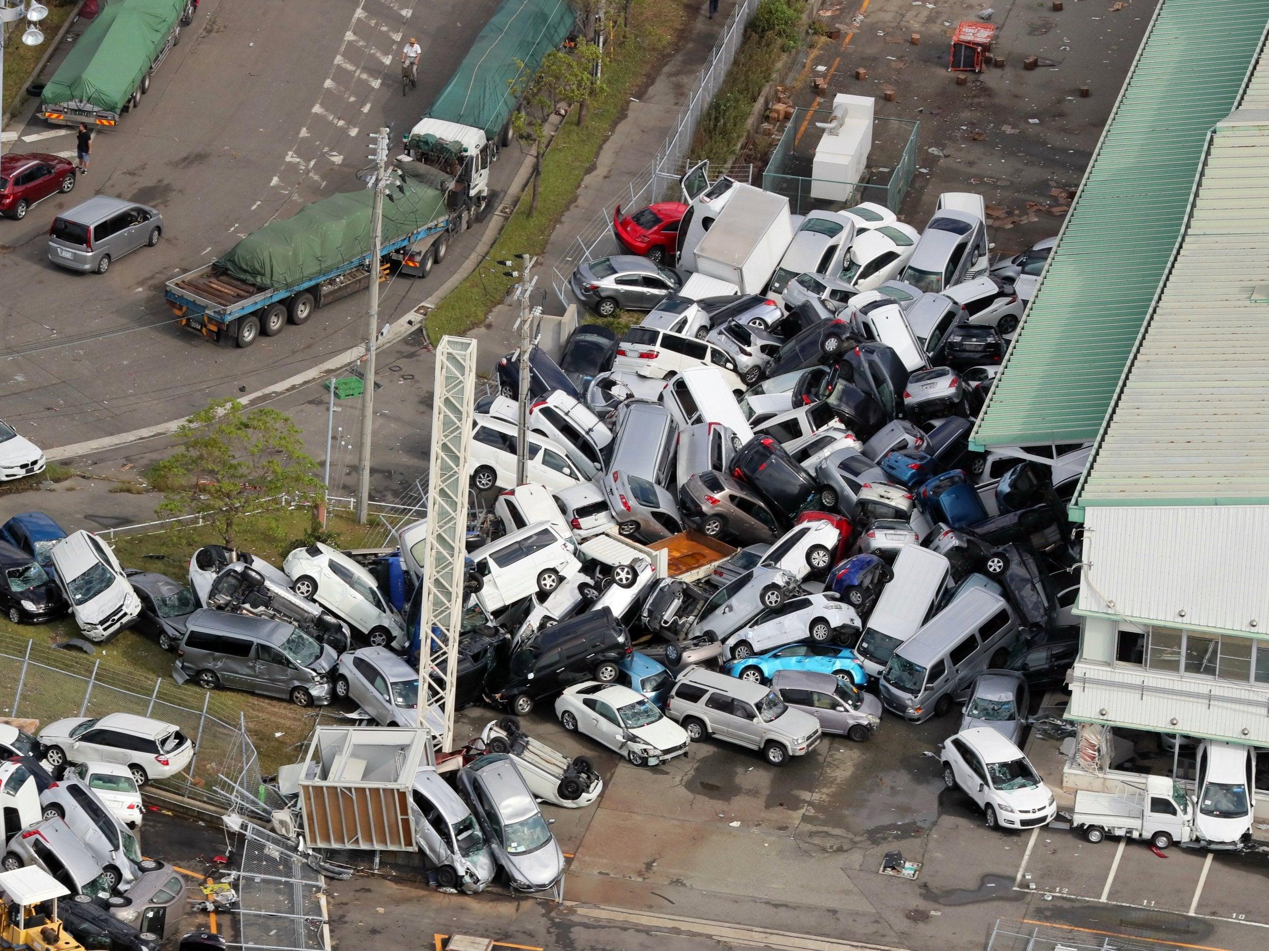 Gelombang Panas hingga Topan yang Menerjang Jepang Bukan Bencana Biasa