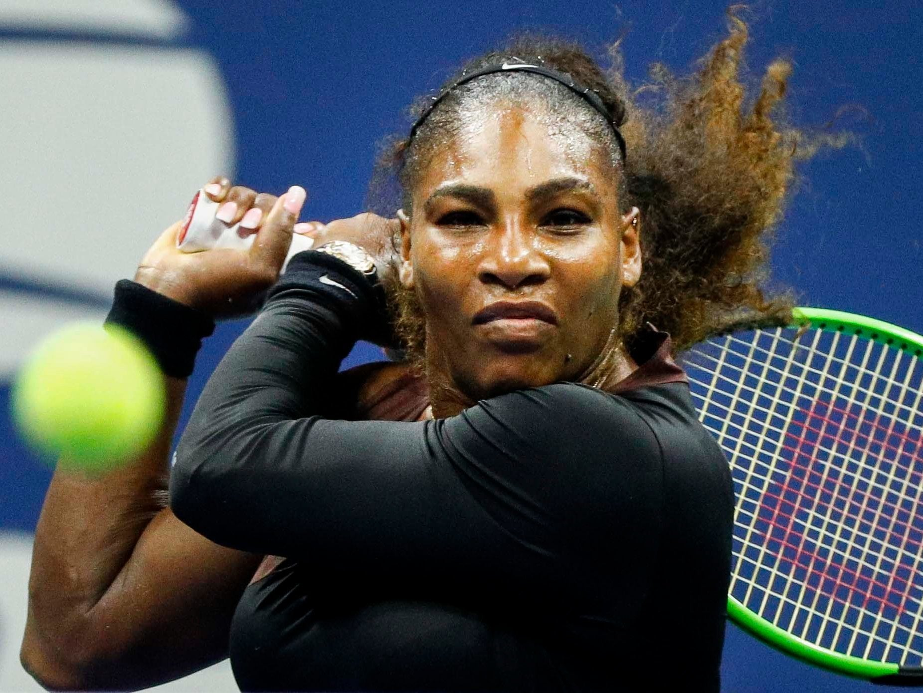 Serena Williams throws support behind Nike's 'powerful statement' to use Colin Kaepernick in their latest campaign