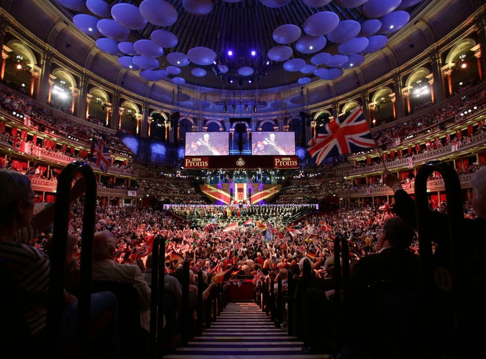 Expect an extra frisson from what is possibly the last proms concert that will be held under British membership of the European Union