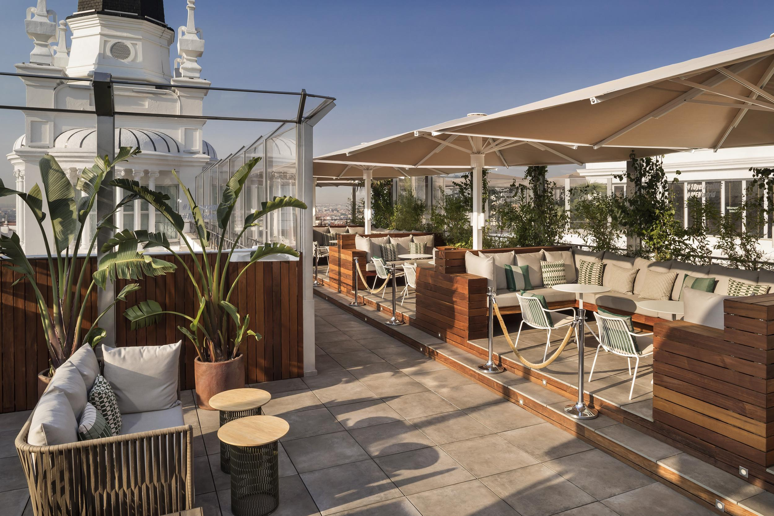 Madrid hotels 10 of the best places to stay the independent - Luxury hotels in madrid with swimming pool ...
