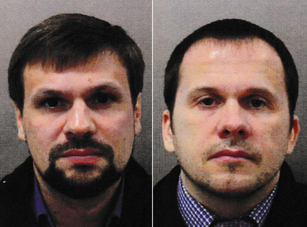 <p>Two men with the same name and likeness on their documentation as the pair implemented in the poisoning of Sergei Skripal are subject to a police investigation in the Czech Republic</p>