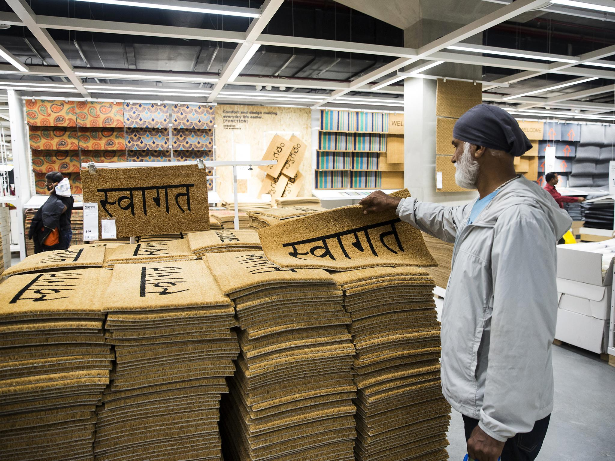 Ikeas First Store In India Is A Case Study For